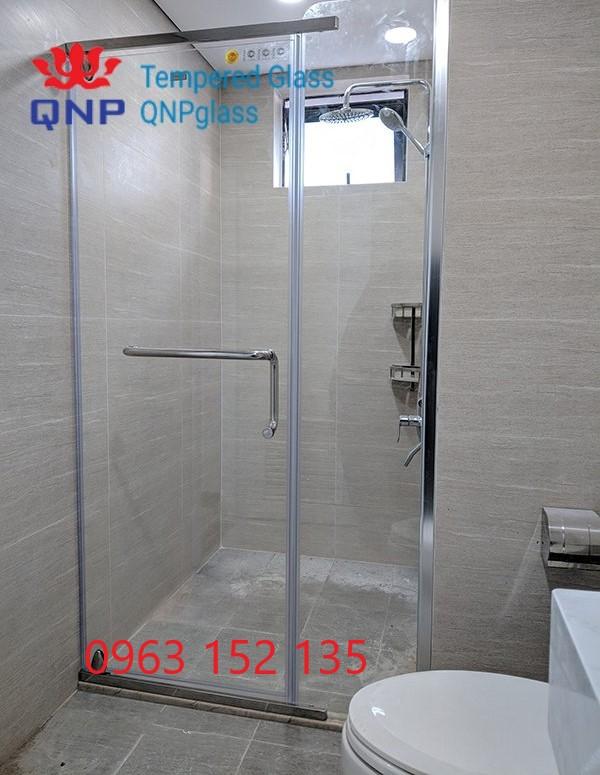 Cửa kính phòng tắm giá rẻ